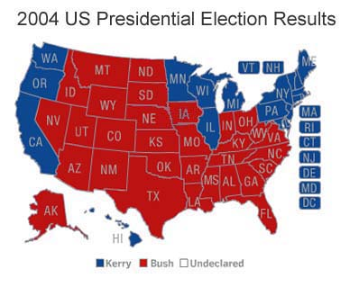 Red Blue States Comparison Map Election Education Divorce - Red blue map of us